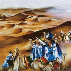 Raymond Poulet - La danse du sable