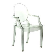 Louis Ghost Chair Green, $410, now featured on Fab.