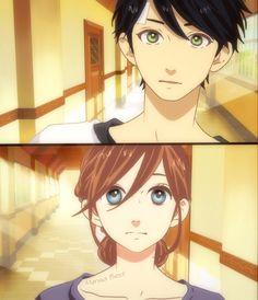 Suzume y Shishio, Hirunaka no Ryuusei by MangaBestMelody