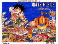 Brothers Indeed | One Piece