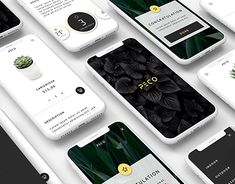 UI Peco designed by Claudia Chieffo. Connect with them on Dribbble; Iphone App Design, App Ui Design, User Interface Design, Web Design, Graphic Design, Mobile Ui Design, Ui Design Inspiration, Illustration, Mobile App