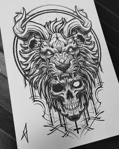 👍Rate the work from to . Comment below. DM us to be Featured. Norse Tattoo, Tattoo On, Viking Tattoos, Lion Tattoo, Chest Tattoo, Arm Band Tattoo, Badass Tattoos, New Tattoos, Cool Tattoos