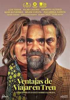 """VENTAJAS DE VIAJAR EN TREN"" dirixida por Aritz Moreno e escrita por Javier Gullón"