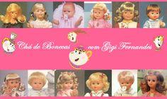 Meu novo blog que conta a história das bonecas, com fotos de catálogos, propagandas e afins My new blog about the dolls history