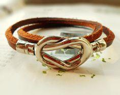 Magnet Metal Buckle bracelet