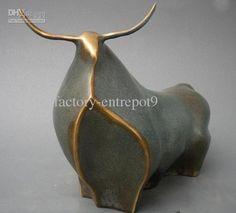 ox sculpture german bronze - Google-søk