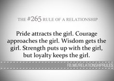 Relationship Rules added a new photo. Boy Quotes, Wise Quotes, Great Quotes, Wise Sayings, Crush Quotes, I Love You Words, Distance Relationship Quotes, Everyday Quotes, Girl Facts