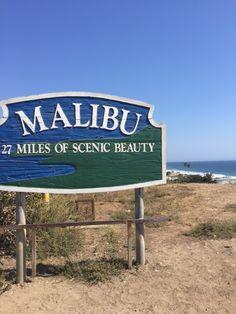#Malibu, California