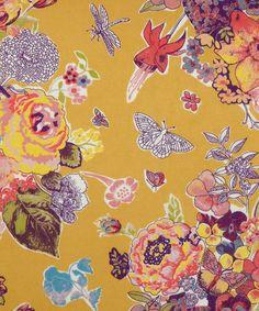 Childhood Treasures C Tana Lawn, Liberty Art Fabrics