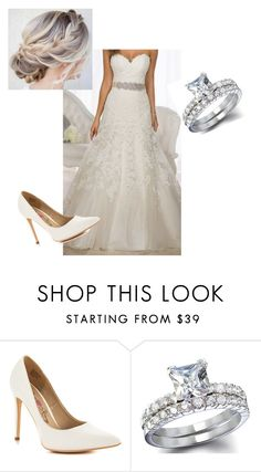 """""""Wedding"""" by meggieb7 on Polyvore featuring Penny Loves Kenny"""