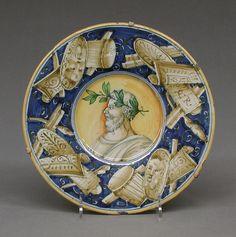 Probably Eleucadio Solombrino | Dish | probably Italian, Forlì | The Met