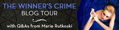 The Winner's Crime by Marie Rutkoski (ARC Review, Author Interview, Giveaway)