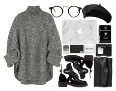 """""""Simple"""" by selinmavi ❤ liked on Polyvore featuring Michael Kors, Balenciaga, Ugo Cacciatori, Marie Turnor, NARS Cosmetics and Kenneth Cole"""