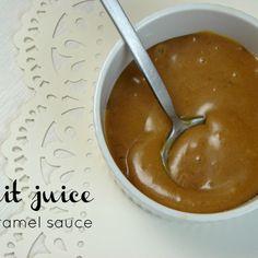 Salted Caramel Sauce (Paleo)