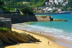 La Playa de la Concha, la mejor playa de Europa