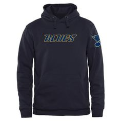 Men's St. Louis Blues Design Your Own Hoodie - $66.99