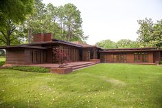 Neat article in Alabama Living Magazine about the Frank Lloyd Wright Home in Florence, AL.
