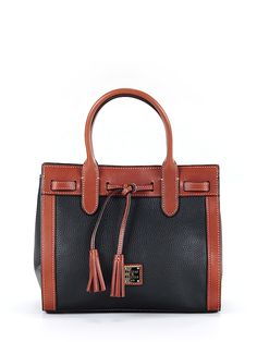 Check it out—Dooney & Bourke Leather Tote for $109.99 at thredUP!