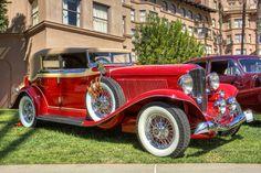 1934 Auburn V12 Phaeton Salon | Steve Sexton | Flickr