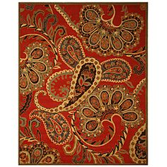 @Overstock - This elegant rug features an oriental pattern and wool construction. This rug has a 0.5 inch pile and transitional style.  http://www.overstock.com/Home-Garden/Hand-tufted-Wool-Red-Oriental-Wool-Rug-8-x-10/6452216/product.html?CID=214117 $479.99