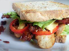 Frokost sandwich