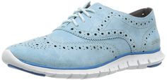 Cole Haan Women ZeroGrand Wingtip Oxford Lace Up Shoe -- Continue to the product at the image link.
