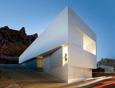 Fran Silvestre Arquitectos in Ayora Spain