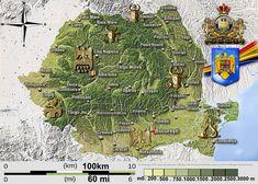 harta romaniei - Căutare Google Clash Of Clans, City Photo, Day, Google