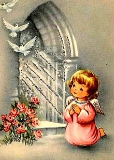 Angel Drawing, Retro Illustration, Christmas Scenes, Catholic, Bible, Easter, Children, Drawings, Holiday