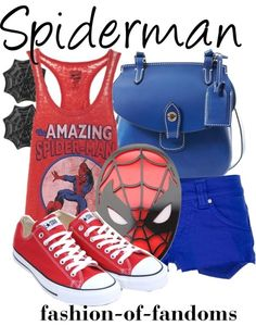 Spider-Man outfit!!