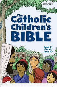 Youtube TRAINING WEBINAR video for The Catholic Children's Bible (St. Mary's Press) .Plus fun game suggestions for the classroom.