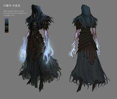 copyright(c) onsonsoft All rights reserved. Fantasy Concept Art, Fantasy Character Design, Dark Fantasy Art, Fantasy Artwork, Character Concept, Character Art, Fantasy Monster, Monster Art, Creature Concept Art