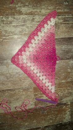 Een omslagdoek voor de giraf van mijn dochter...
