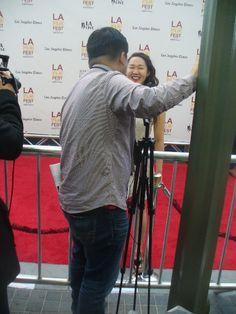 "Dear White People Los Angeles Red Carpet & Premiere - Los Angeles Film Festival 2014  - LAFF 2014 - @LAFilmFest -  LAFilmFest  - http://www.lafilmfest.com/ - https://www.facebook.com/LAFilmFest - #documentary - #womeninfilm - FuTurXTV, Funk Gumbo Radio & @filmindependent - www.HHBMedia,com Press Events - http://www.live365.com/stations/sirhobson and ""Like"" us at: https://www.facebook.com"