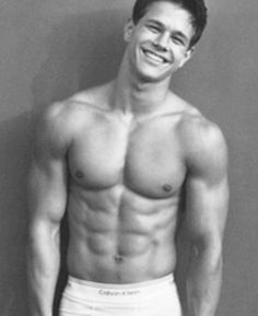 marky mark <3 <3