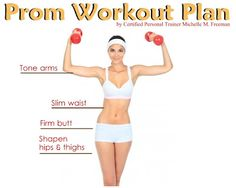 Not going to Prom...but has some great workouts