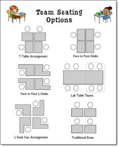 110 best classroom seating arrangement ideas images on pinterest in