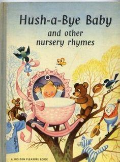''Hush-A-Bye Baby And Other Nursery Rhymes'', Illustrated By Vojtech Kubasta. | eBay