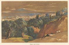 Edward Lear, Zante, 1848 (1857)