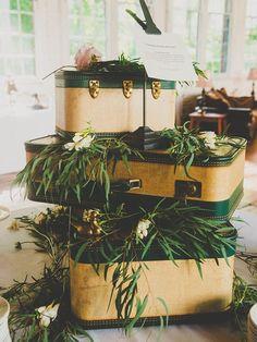 10 Super Cute Ideas for a Travel-Themed Wedding