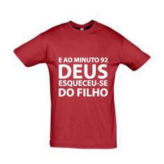 E AO MINUTO 92  DEUS  ESQUECEU-SE  DO FILHO    http://www.facebook.com/horadosloucos/app_251458316228