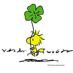 Patrick's Day 🍀💚Woodstock💚 - Katzen Snoopy Love, Snoopy E Woodstock, Peanuts Cartoon, Peanuts Snoopy, Peanuts Comics, St Pattys, St Patricks Day, Snoopy Quotes, Charlie Brown And Snoopy