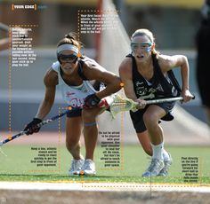 Your Edge: Bergers Keys for Better Draw Controls | Lacrosse Magazine