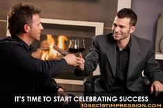 Learn the secrets to a good first impression. www.10sec1stimpression.com