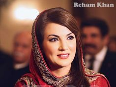 Born 3 April 1973.      Reham Khan ( ریحام خان) is a British Pakistani journalist and film producer. She currently hosts talk show The Reh...