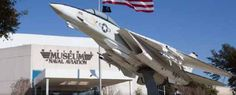 Naval Aviation Museum in Pensacola, Florida---we all had a great time here!!!