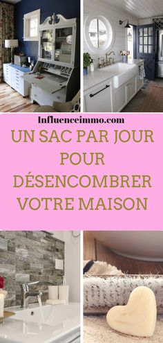 12 MOIS POUR NETTOYER ET DESENCOMBRER VOTRE INTERIEUR Cleaning Supply Storage, Cleaning Hacks, Home Organisation, Organization, Cleaning Business Cards, Mattress Cleaning, Flylady, Home Management, Konmari
