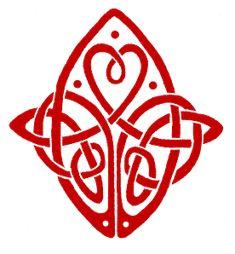 symbole de l'amour celte