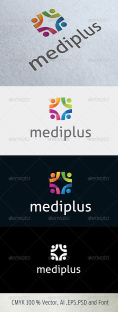 Logo for just 29USD MediPlus