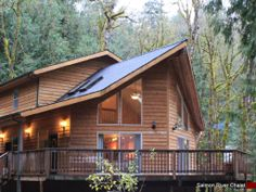 Mount Hood Vacation Rental - VRBO 3487390ha - 4 BR Mt. Hood, The Gorge Chalet in OR, Ski Cabin at Mt Hood on Salmon River, Welches, Near Gov...